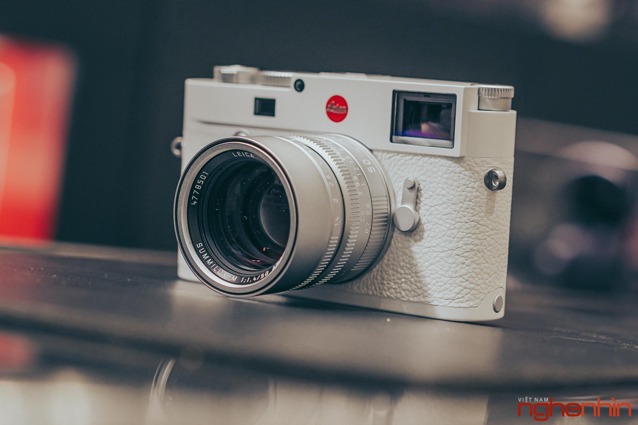 Trên tay Leica M10-P 'White' Edition tại Việt Nam: giá 420 triệu, giới hạn 350 chiếc Ảnh 12