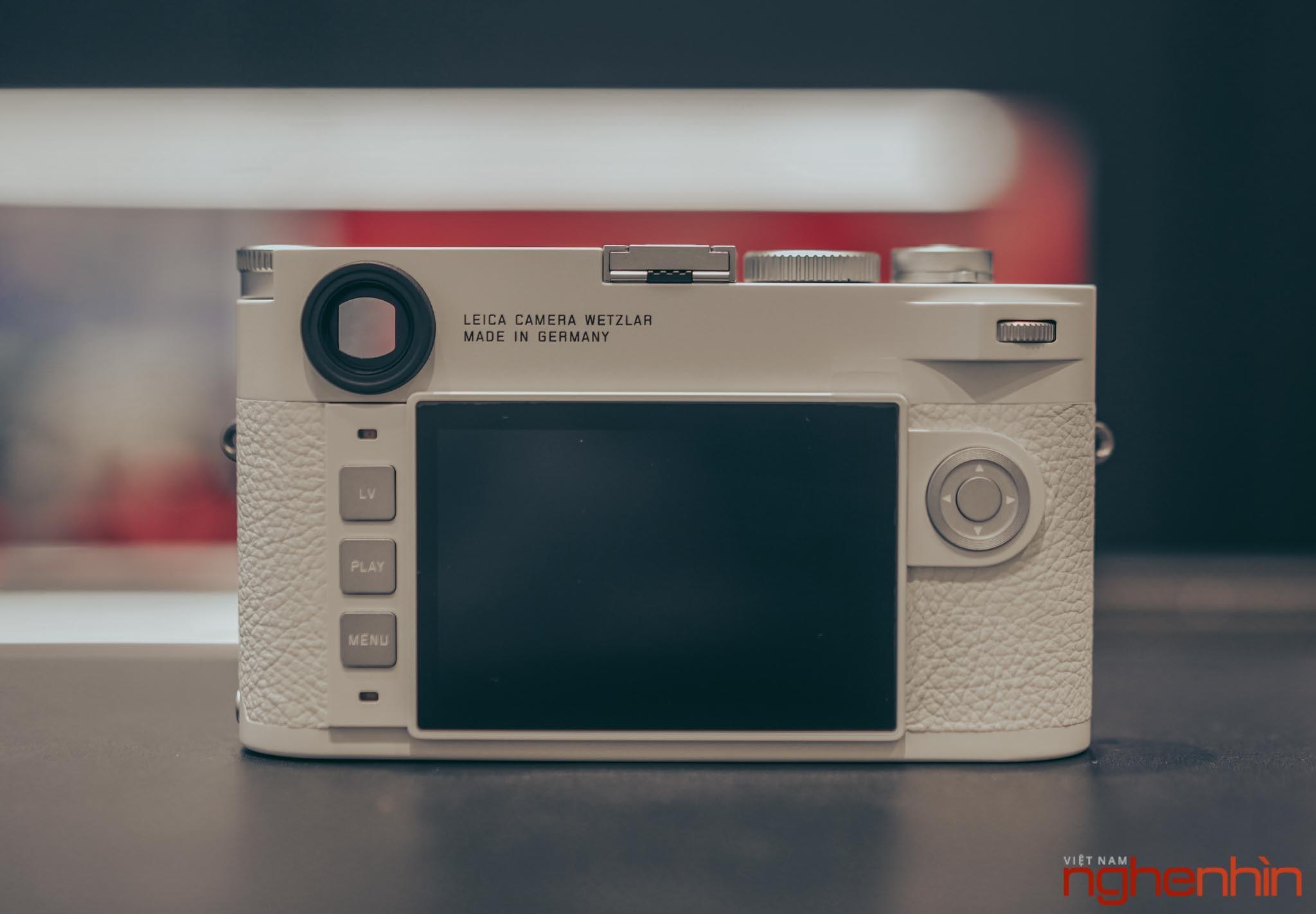 Trên tay Leica M10-P 'White' Edition tại Việt Nam: giá 420 triệu, giới hạn 350 chiếc Ảnh 2