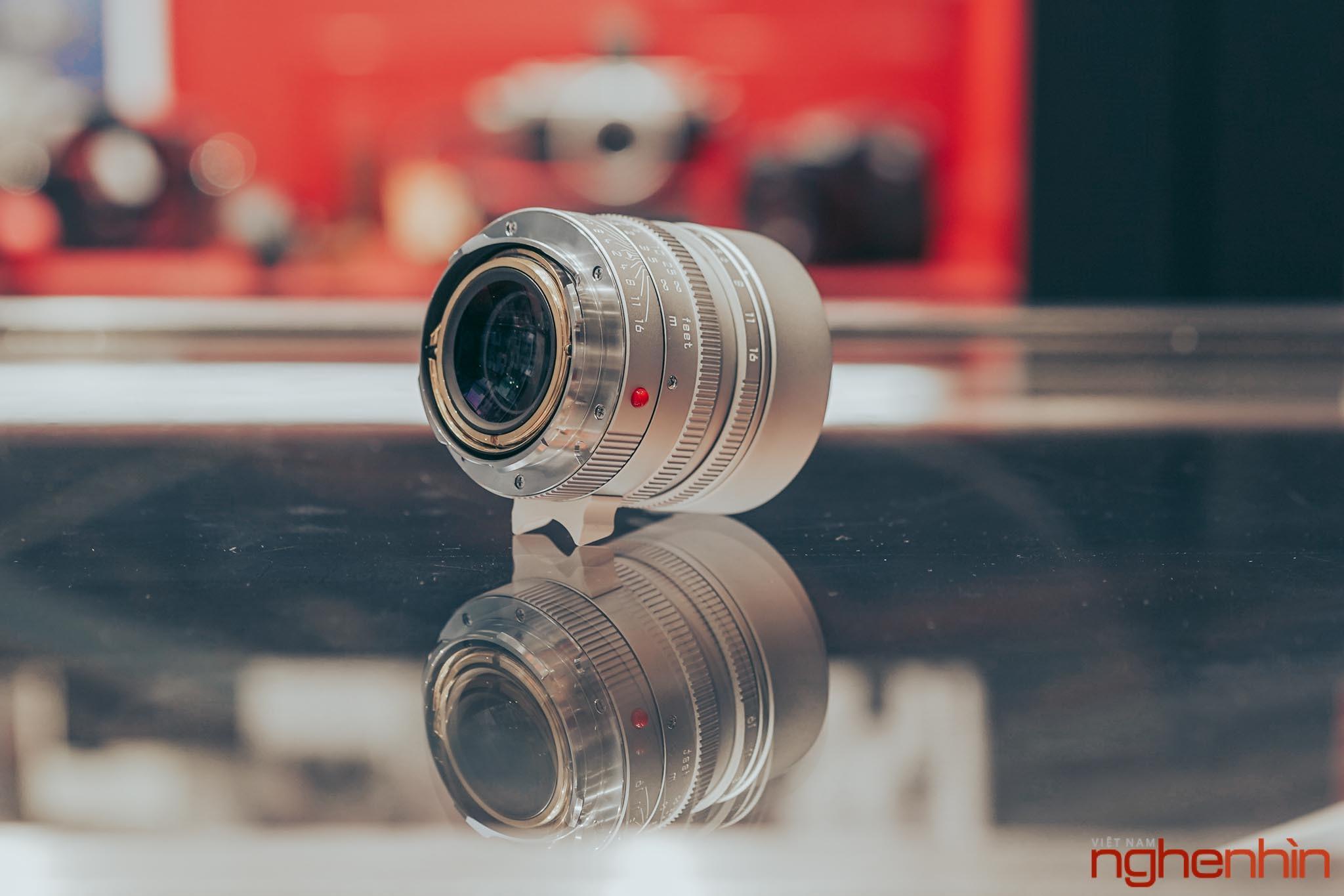 Trên tay Leica M10-P 'White' Edition tại Việt Nam: giá 420 triệu, giới hạn 350 chiếc Ảnh 10