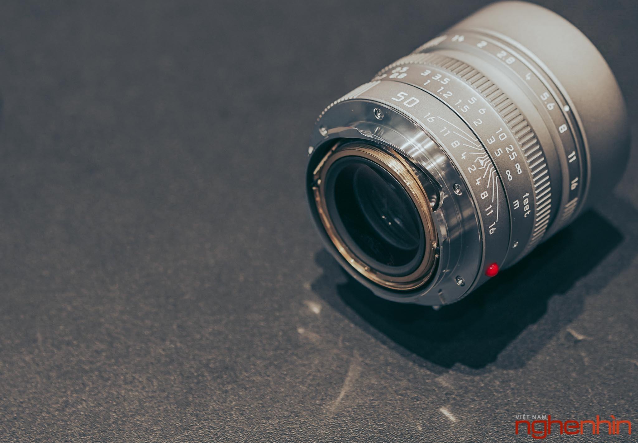 Trên tay Leica M10-P 'White' Edition tại Việt Nam: giá 420 triệu, giới hạn 350 chiếc Ảnh 8