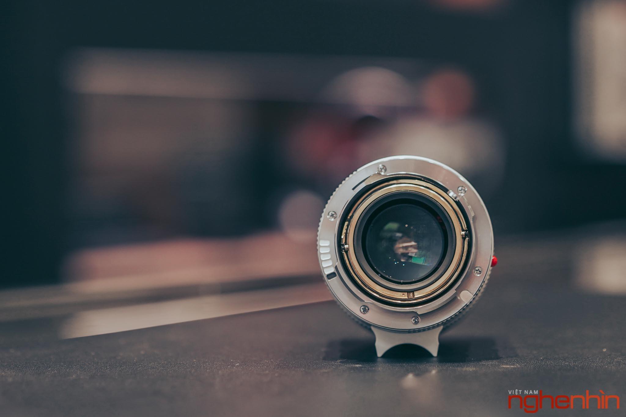 Trên tay Leica M10-P 'White' Edition tại Việt Nam: giá 420 triệu, giới hạn 350 chiếc Ảnh 7