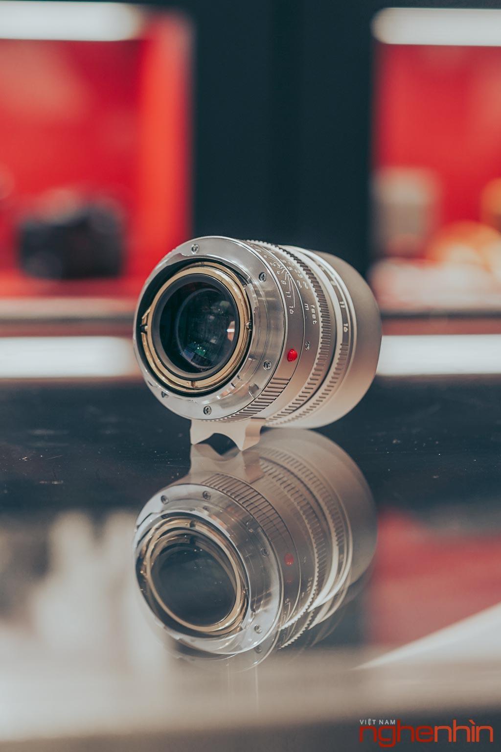 Trên tay Leica M10-P 'White' Edition tại Việt Nam: giá 420 triệu, giới hạn 350 chiếc Ảnh 9