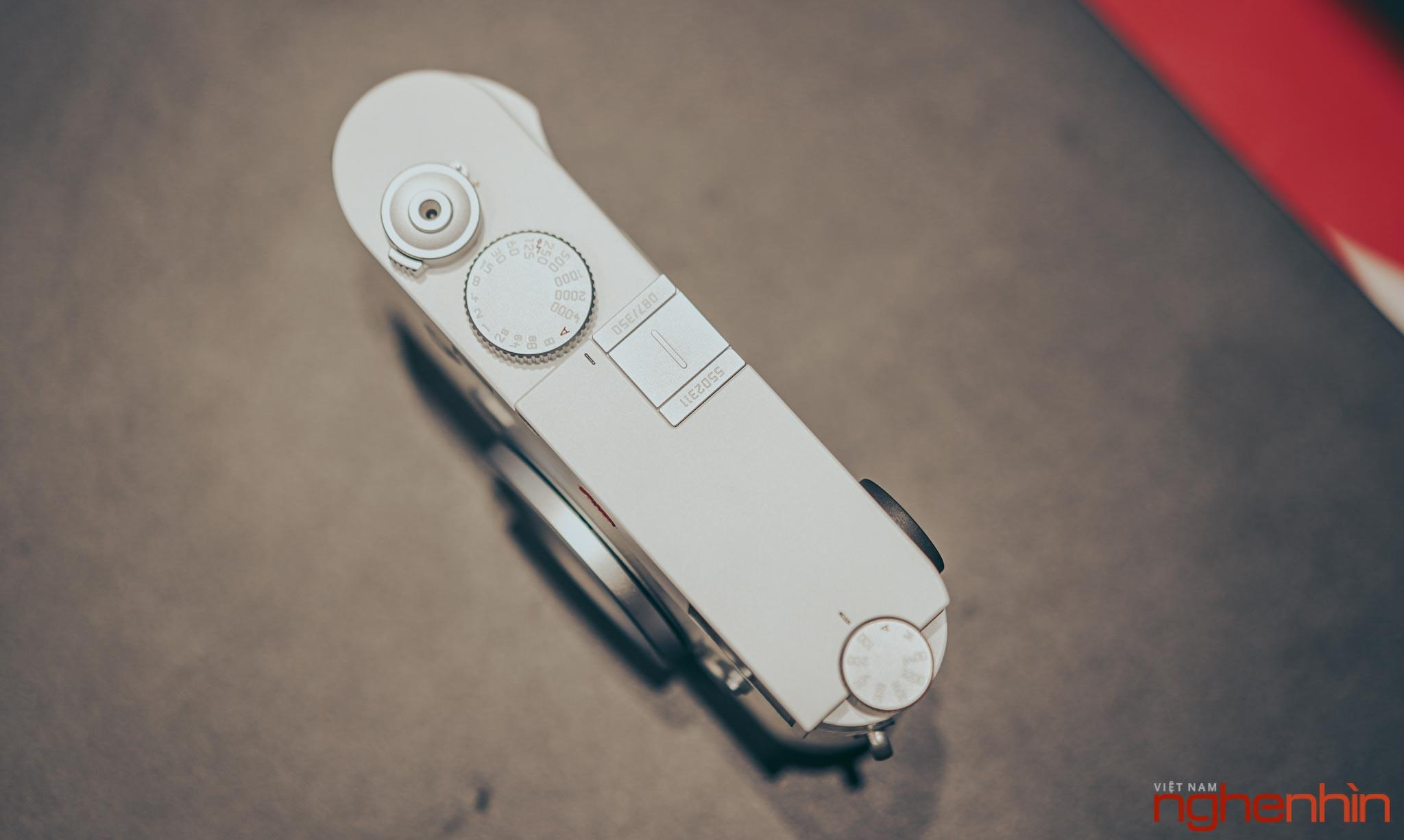Trên tay Leica M10-P 'White' Edition tại Việt Nam: giá 420 triệu, giới hạn 350 chiếc Ảnh 3
