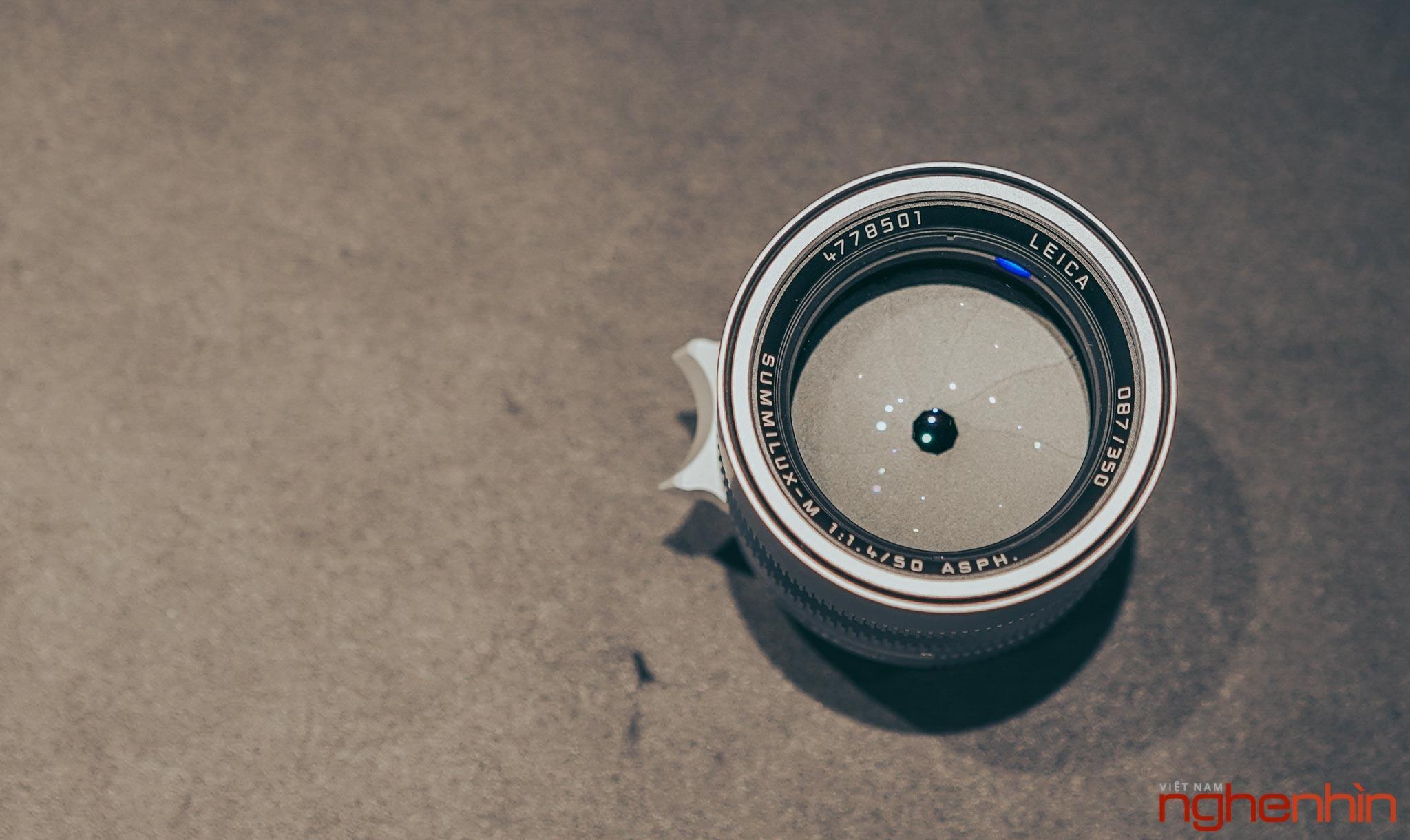 Trên tay Leica M10-P 'White' Edition tại Việt Nam: giá 420 triệu, giới hạn 350 chiếc Ảnh 11