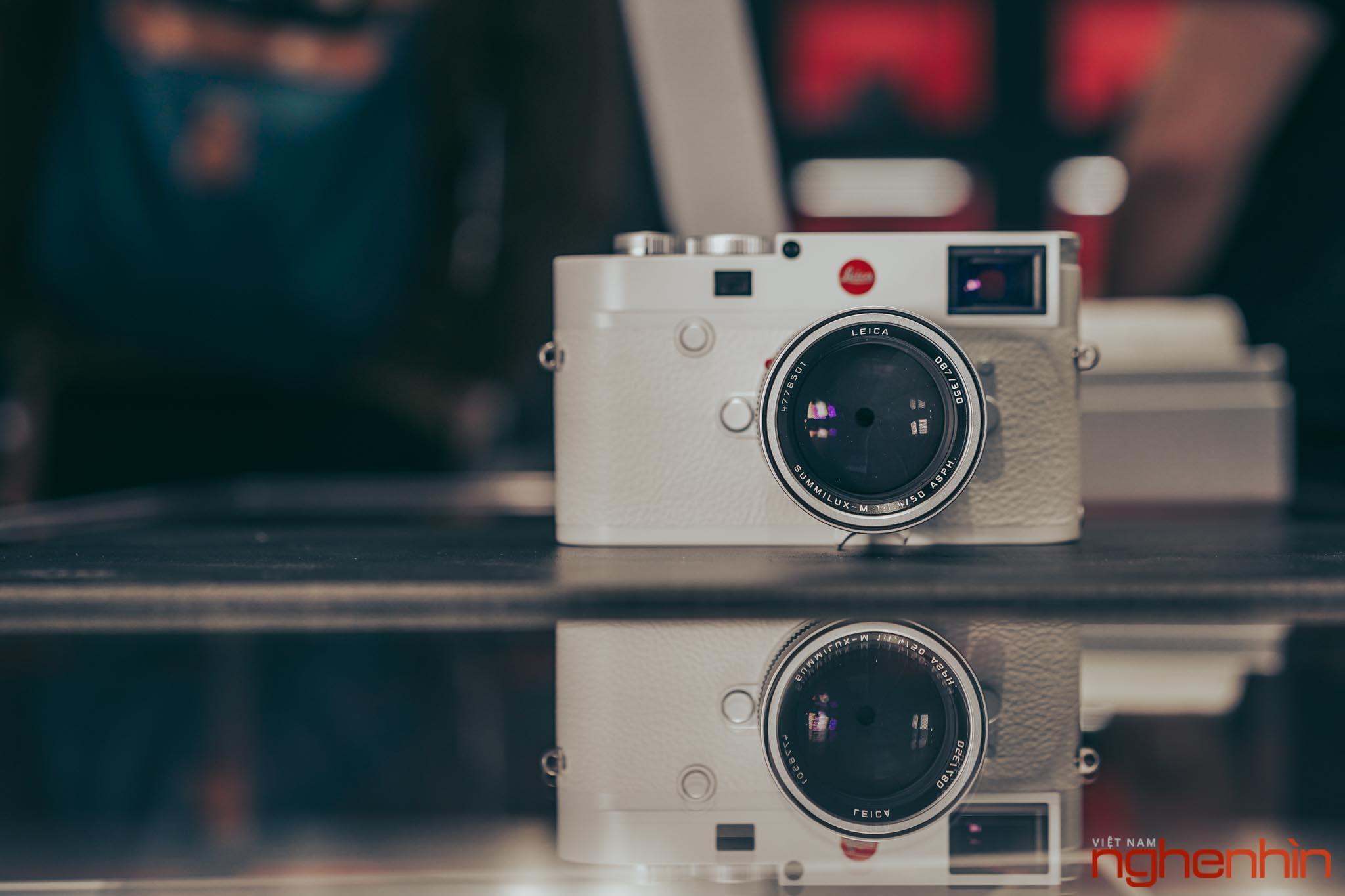 Trên tay Leica M10-P 'White' Edition tại Việt Nam: giá 420 triệu, giới hạn 350 chiếc Ảnh 1