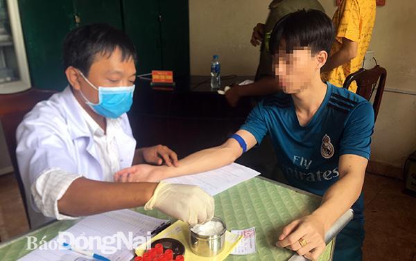 Hiệu quả của xét nghiệm HIV sớm Ảnh 1