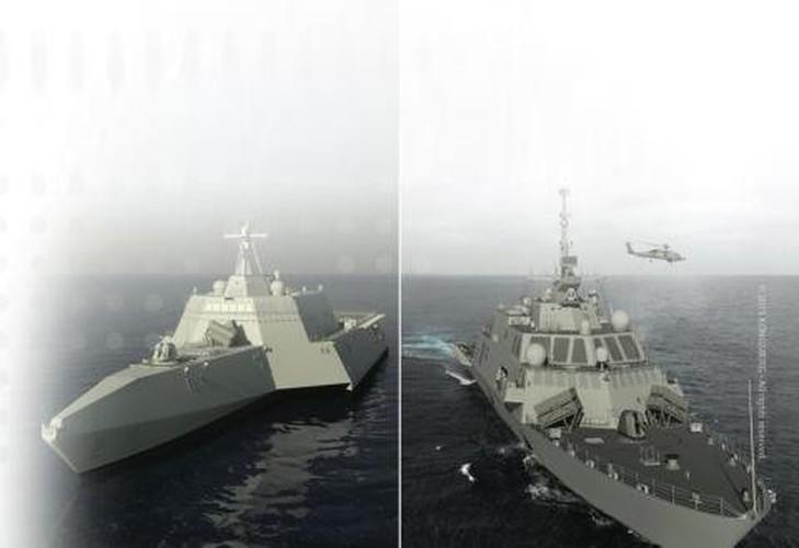 Hải quân Mỹ đánh trúng mục tiêu từ khoảng cách 200km bằng tên lửa tàng hình Ảnh 21