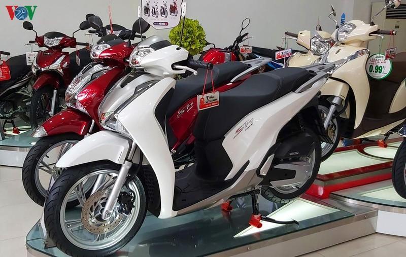 Mỗi ngày, Việt Nam bán ra gần 9.000 xe máy Ảnh 1