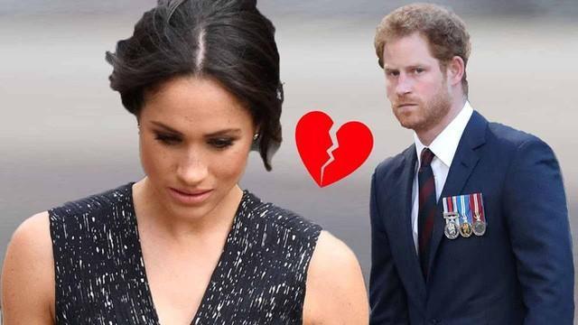 Vợ chồng Meghan Markle dính nghi án sắp ly hôn, đường ai nấy đi bởi biểu hiện bất thường của nàng dâu hoàng gia sau thông báo gây sốc Ảnh 2