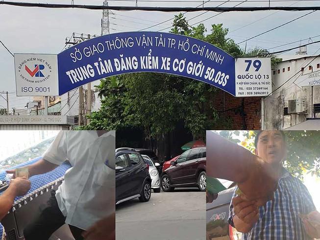 Cục Đăng kiểm Việt Nam: 'Có tiêu cực như báo nêu' Ảnh 1