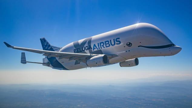 Chiếc 'cá voi bay' của Airbus chính thức đi vào hoạt động sau thời gian dài thử nghiệm Ảnh 1