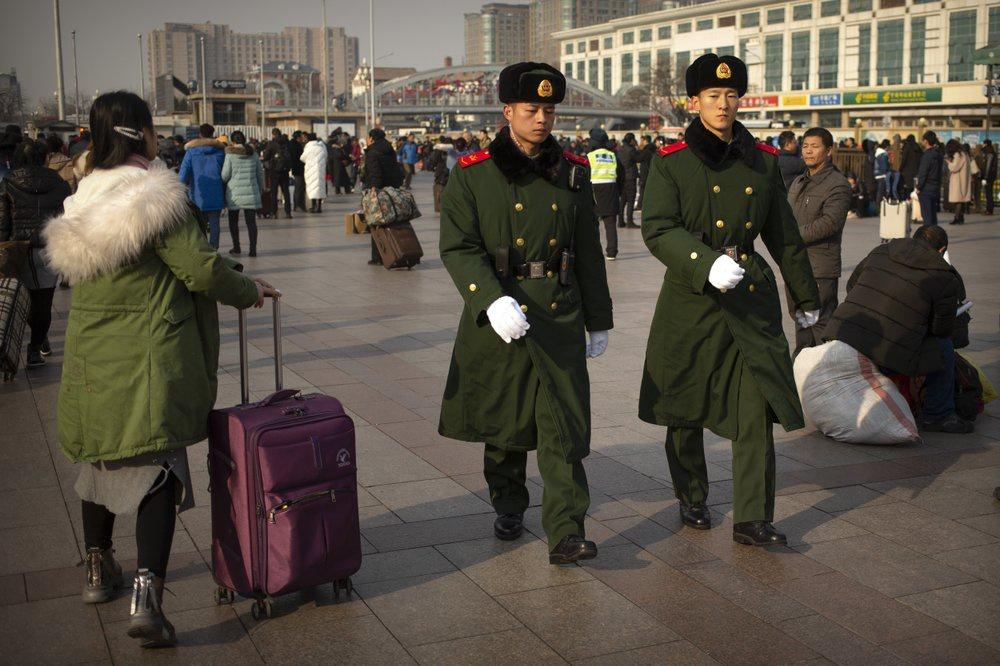 Cao điểm 'xuân vận' Tết Canh Tý bắt đầu tại Trung Quốc Ảnh 6