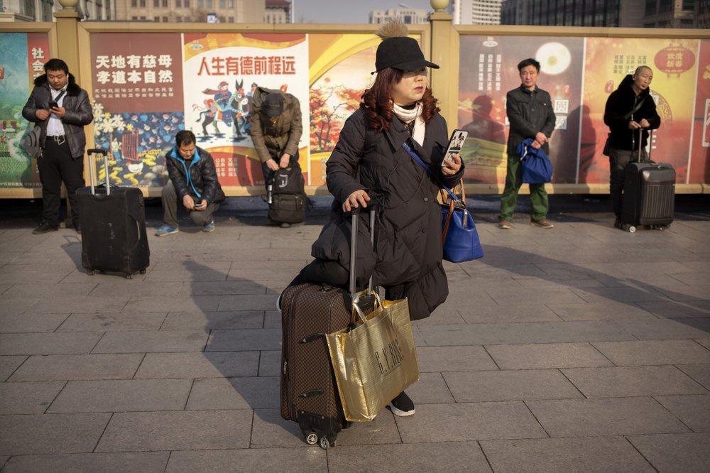 Cao điểm 'xuân vận' Tết Canh Tý bắt đầu tại Trung Quốc Ảnh 7