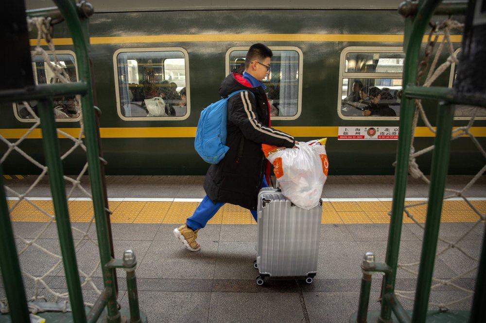 Cao điểm 'xuân vận' Tết Canh Tý bắt đầu tại Trung Quốc Ảnh 10