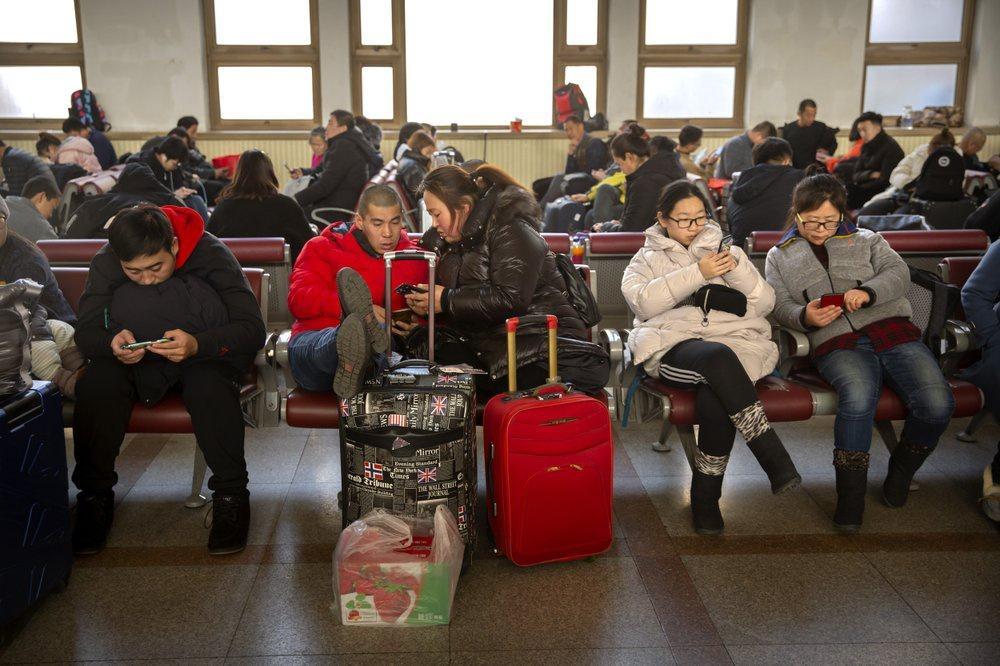 Cao điểm 'xuân vận' Tết Canh Tý bắt đầu tại Trung Quốc Ảnh 4