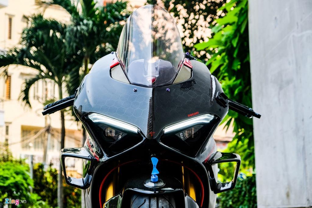 Ducati Panigale V4 với gói độ xe đua tiền tỷ tại TP.HCM Ảnh 12
