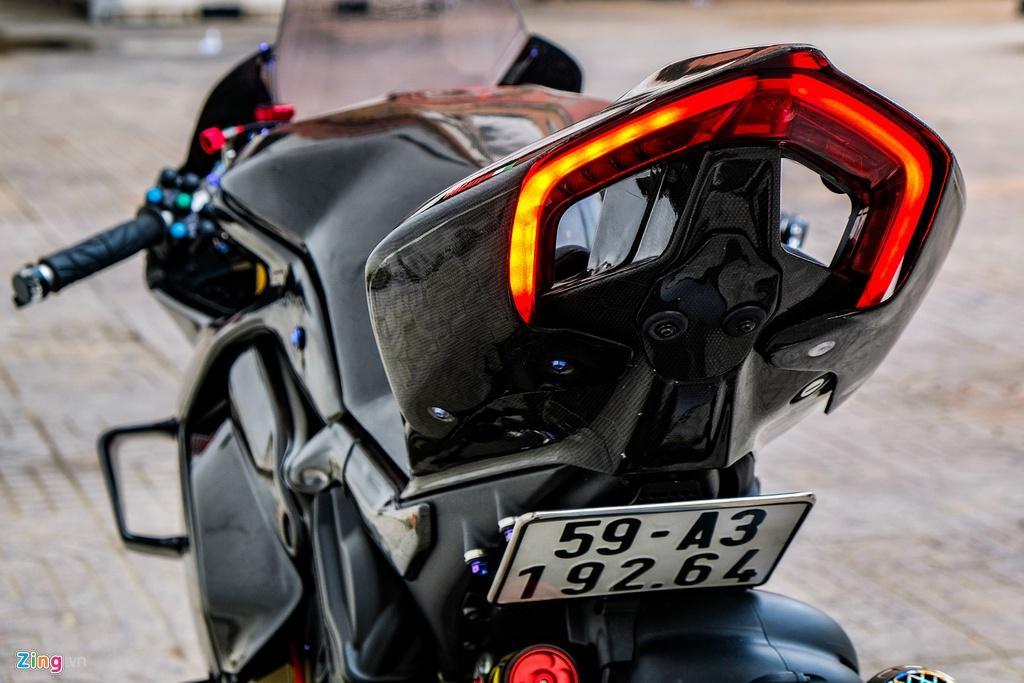 Ducati Panigale V4 với gói độ xe đua tiền tỷ tại TP.HCM Ảnh 21