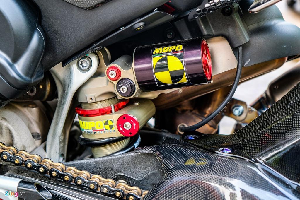 Ducati Panigale V4 với gói độ xe đua tiền tỷ tại TP.HCM Ảnh 18