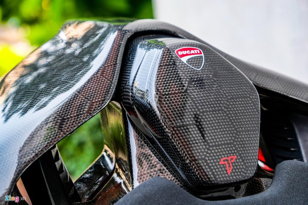 Ducati Panigale V4 với gói độ xe đua tiền tỷ tại TP.HCM Ảnh 5