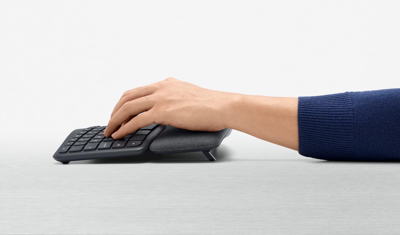 Logitech ra mắt bàn phím ERGO K860 đảm bảo gõ sướng nhất Ảnh 3