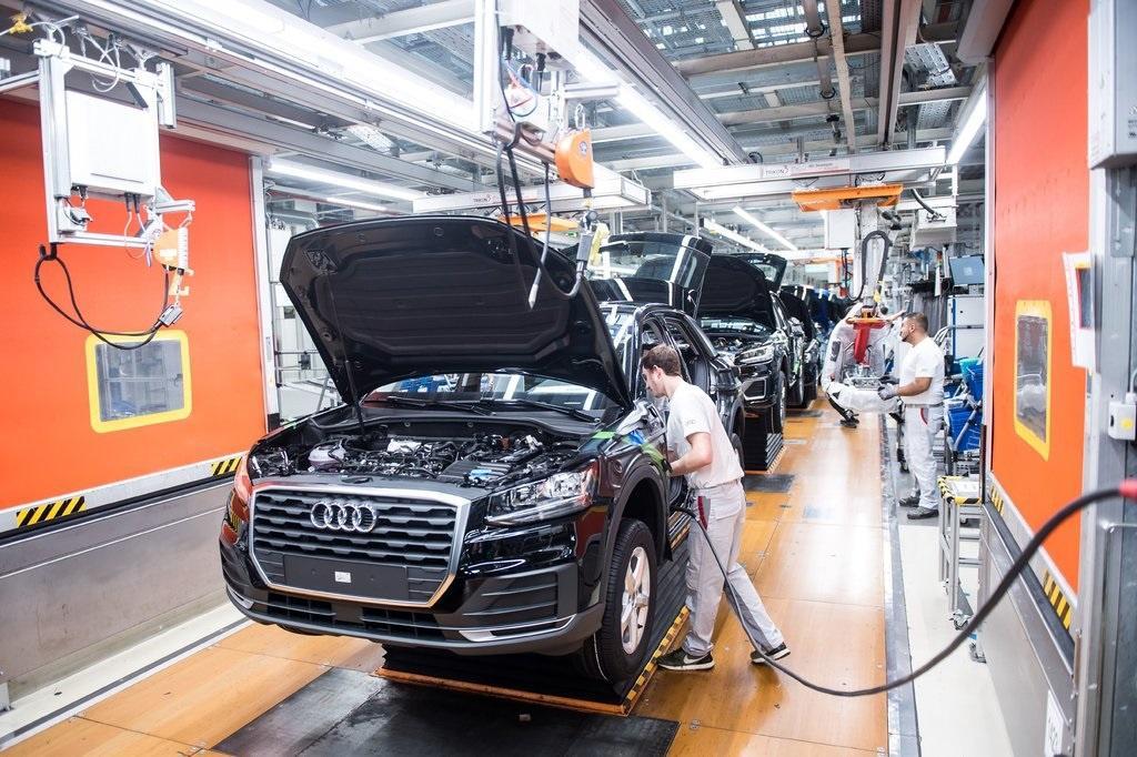 Ôtô Đức kẹt giữa cuộc chiến Mỹ - Huawei Ảnh 3