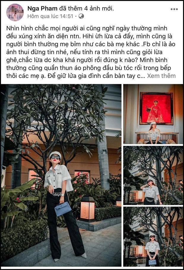 Vợ hai Minh Nhựa thừa nhận 'sống ảo' trên Facebook, chia sẻ bí quyết giữ chồng đại gia Ảnh 3