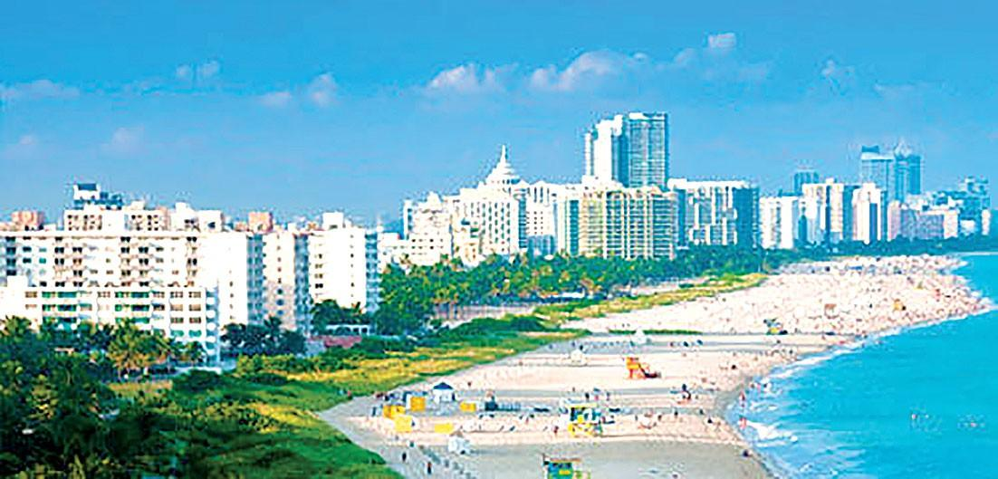 Chống xói mòn ở vùng biển Miami Ảnh 1