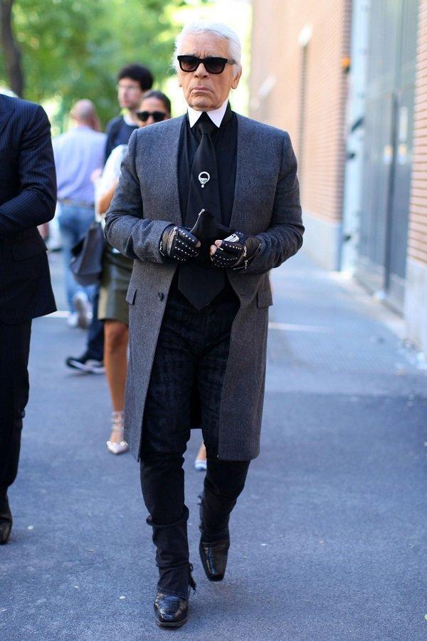 'Phạm Băng Băng' xứ Thái mô phỏng gu thời trang của Karl Lagerfeld tại Paris Fashion Week Ảnh 1