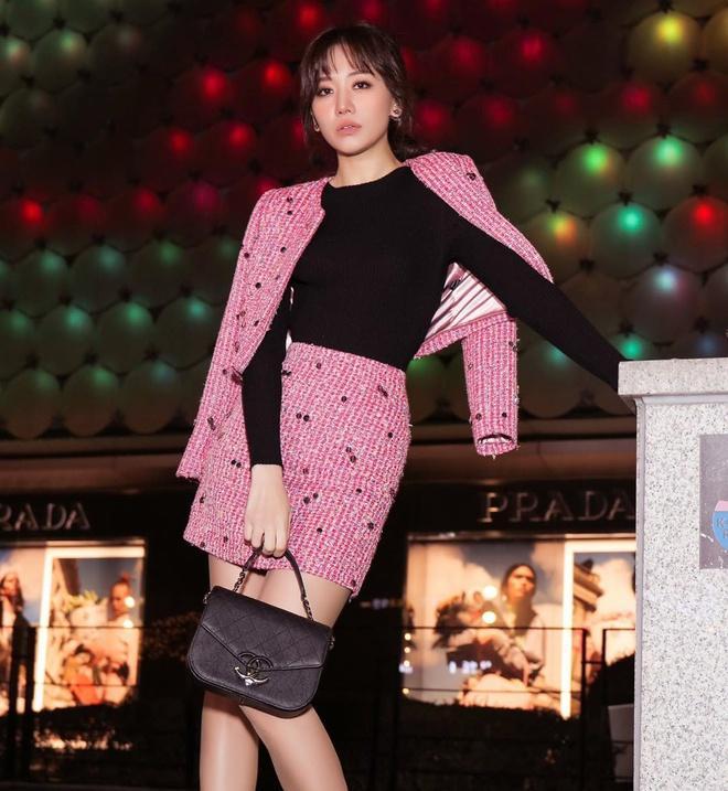 Midu, Hari Won và nhiều sao Việt sắm đồ hiệu diện Tết Ảnh 7
