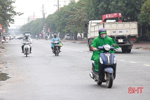 Không khí lạnh mạnh dịp tết ở Hà Tĩnh, đề phòng xảy ra 'sốc nhiệt' Ảnh 1