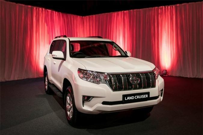 Chi tiết Toyota Land Cruiser Commercial, giá gần 1 tỷ đồng Ảnh 1