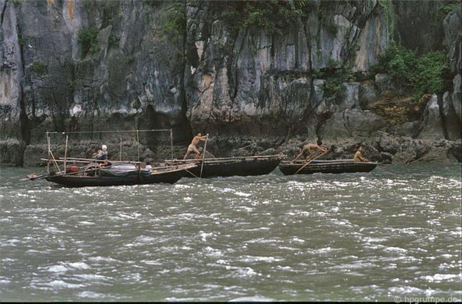 Kho ảnh khổng lồ về Việt Nam 1991-1993: Thiên đường Hạ Long Ảnh 14