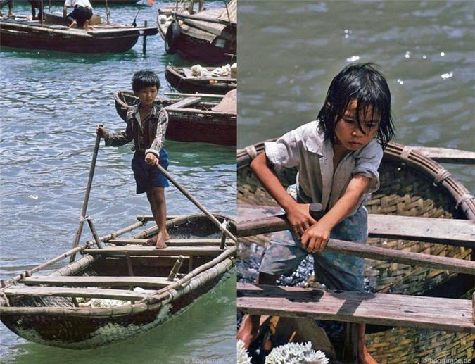 Kho ảnh khổng lồ về Việt Nam 1991-1993: Thiên đường Hạ Long Ảnh 18