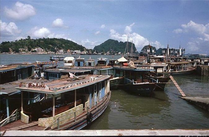 Kho ảnh khổng lồ về Việt Nam 1991-1993: Thiên đường Hạ Long Ảnh 7