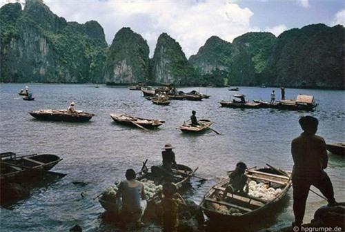 Kho ảnh khổng lồ về Việt Nam 1991-1993: Thiên đường Hạ Long Ảnh 17