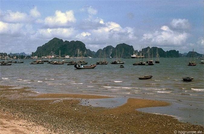 Kho ảnh khổng lồ về Việt Nam 1991-1993: Thiên đường Hạ Long Ảnh 6