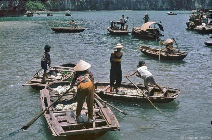 Kho ảnh khổng lồ về Việt Nam 1991-1993: Thiên đường Hạ Long Ảnh 16