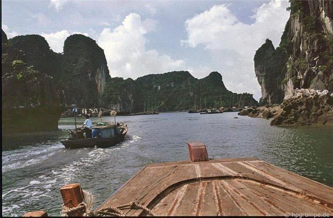 Kho ảnh khổng lồ về Việt Nam 1991-1993: Thiên đường Hạ Long Ảnh 13