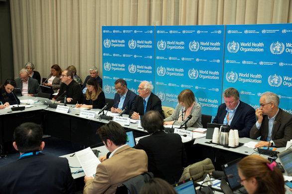 WHO: Dịch viêm phổi cấp chưa phải là vấn đề y tế khẩn cấp toàn cầu Ảnh 1