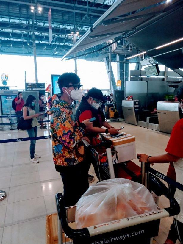 Sân bay Bắc Kinh vắng lặng như thị trấn bị bỏ hoang giữa 'bão' virus corona Ảnh 3