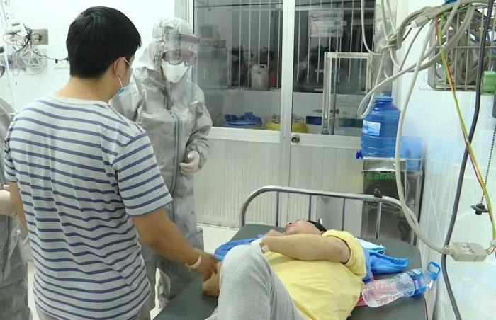 Bệnh nhân nhiễm virus corona điều trị ở Việt Nam được chữa khỏi bệnh Ảnh 1