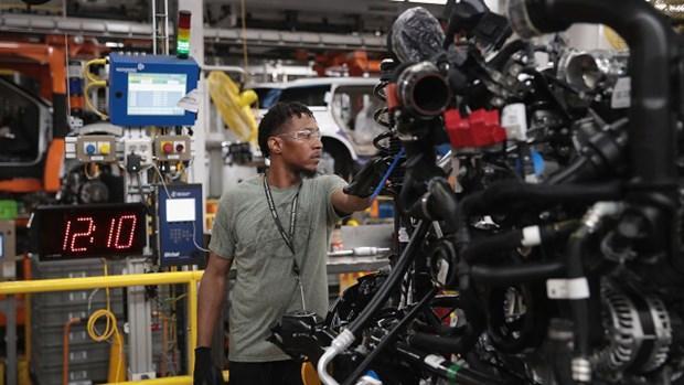 NABE: Kinh tế Mỹ dự kiến tăng trưởng khả quan hơn trong năm 2020 Ảnh 1
