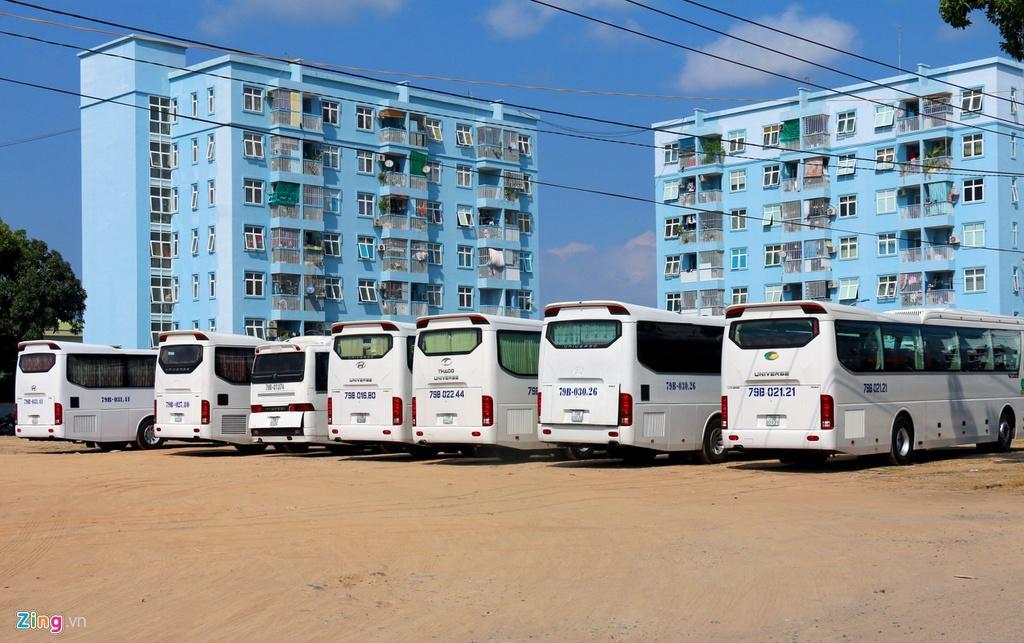 Đường vắng, quán đóng cửa khi ngưng đón khách Trung Quốc ở Nha Trang Ảnh 14