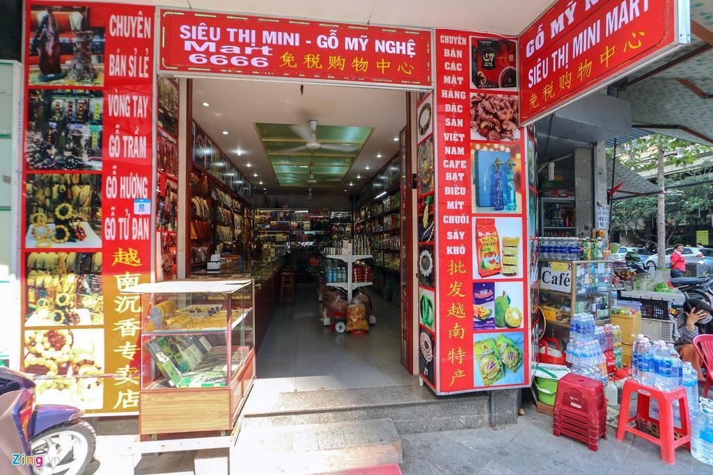 Đường vắng, quán đóng cửa khi ngưng đón khách Trung Quốc ở Nha Trang Ảnh 8
