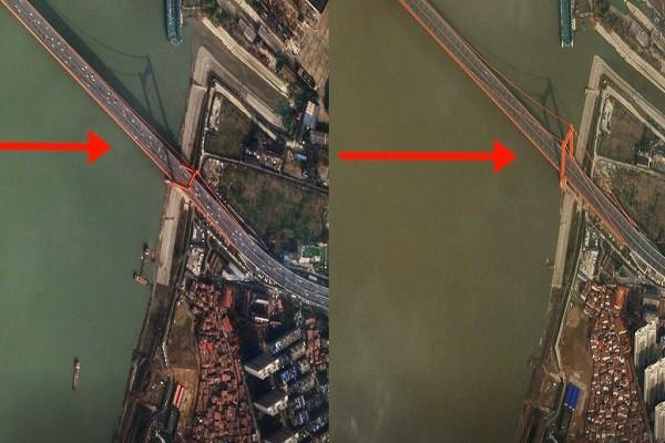 Kinh ngạc Vũ Hán trước và sau khi trở thành 'thành phố ma' Ảnh 2