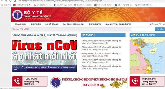 Thêm một đường dây nóng tư vấn miễn phí về dịch bệnh do virus Corona Ảnh 1