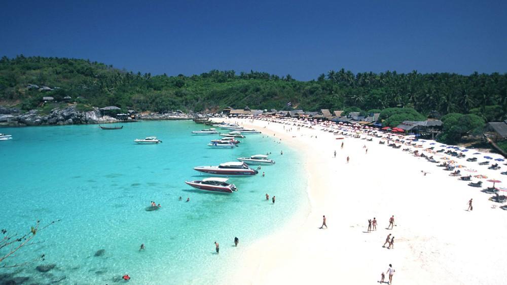 Điểm du lịch nổi tiếng Thái Lan 'ế khách' vì virus corona Ảnh 1