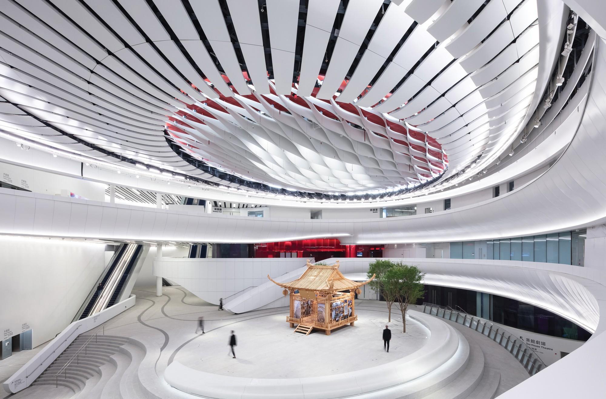 Những tác phẩm kiến trúc ấn tượng nhất 2019 Ảnh 7