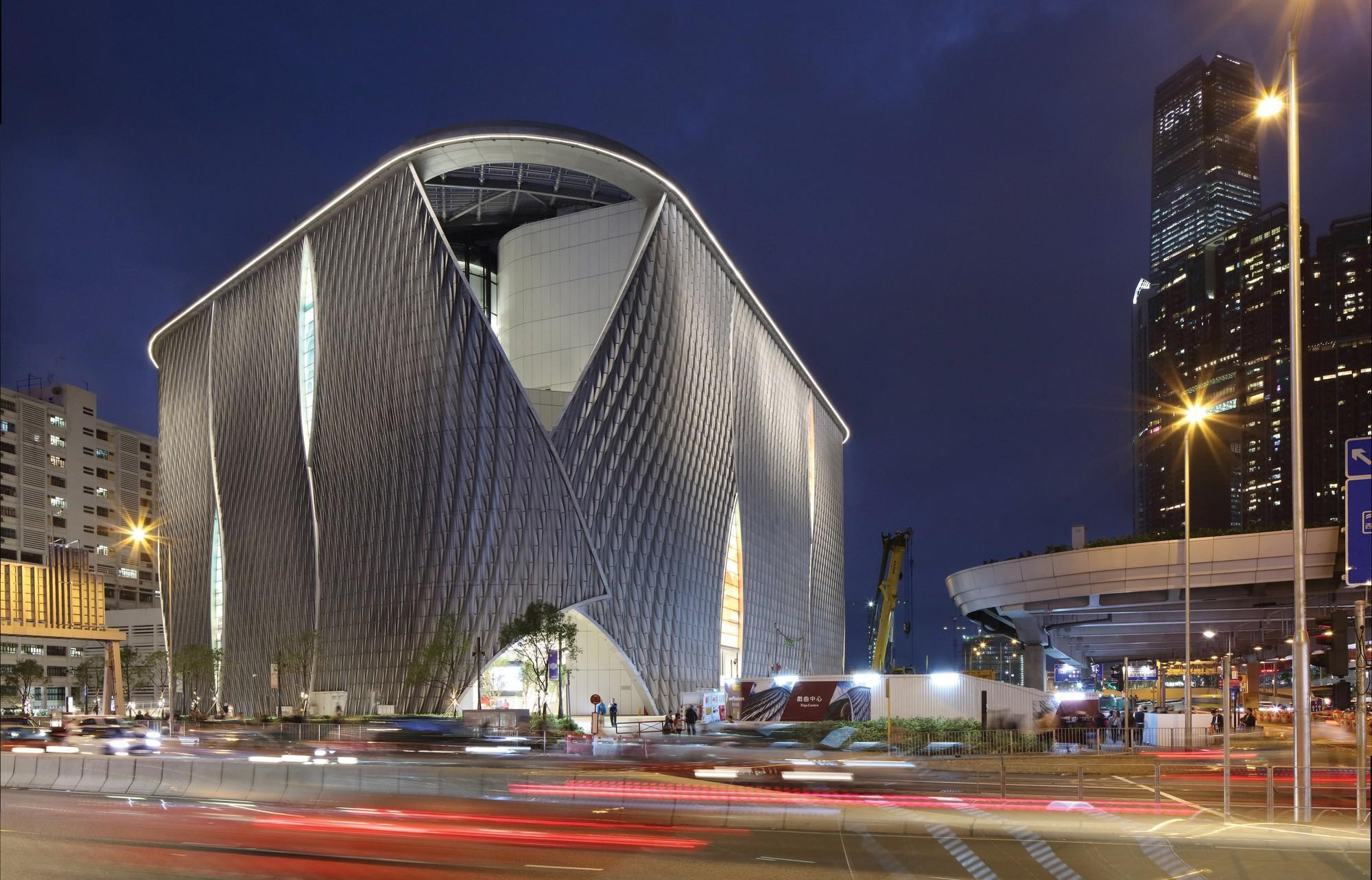 Những tác phẩm kiến trúc ấn tượng nhất 2019 Ảnh 8