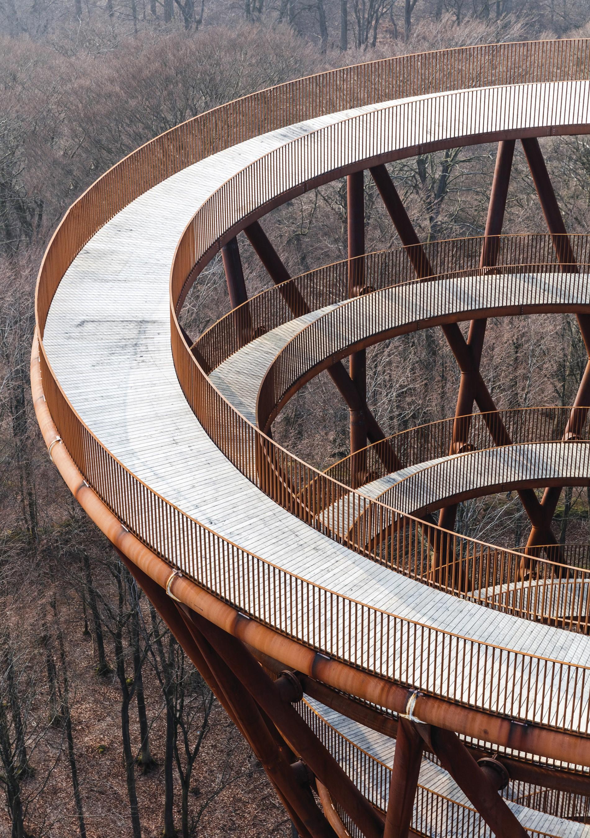 Những tác phẩm kiến trúc ấn tượng nhất 2019 Ảnh 6